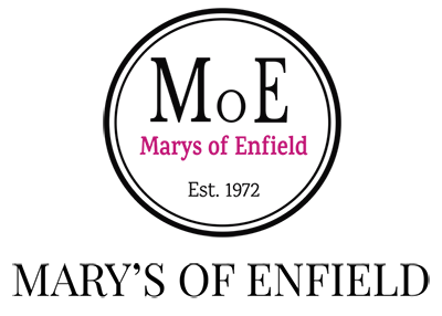 Mary's of Enfield logo